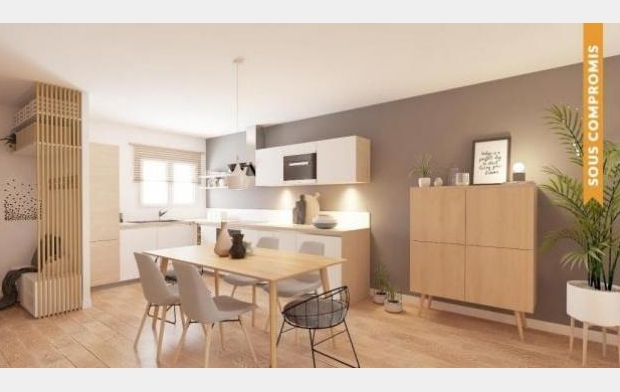 Annonces SAINTPRIEST Appartement | LYON (69003) | 124 m2 | 540 000 €